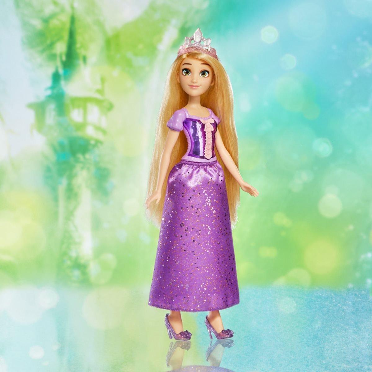 Disney Princess Shimmer Doll Rapunzel