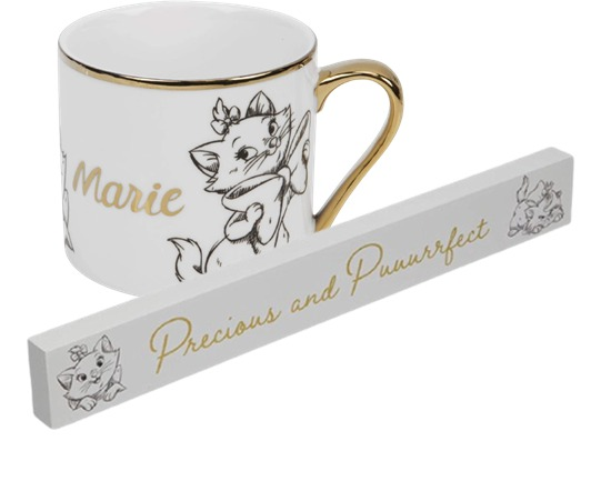 Disney Set - Marie - Classic Collection