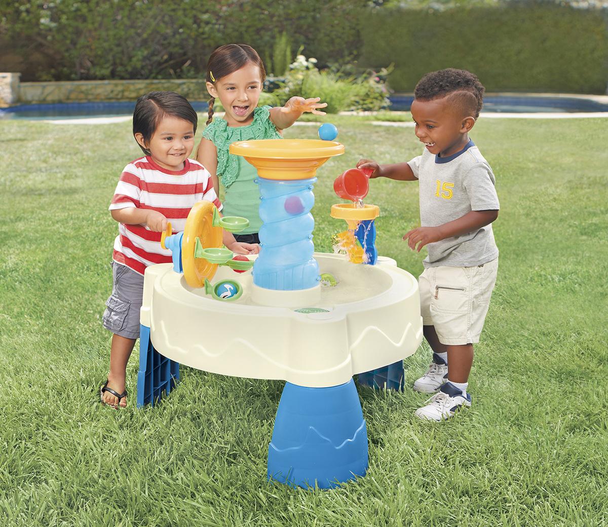 Spiralin' Seas Water Table