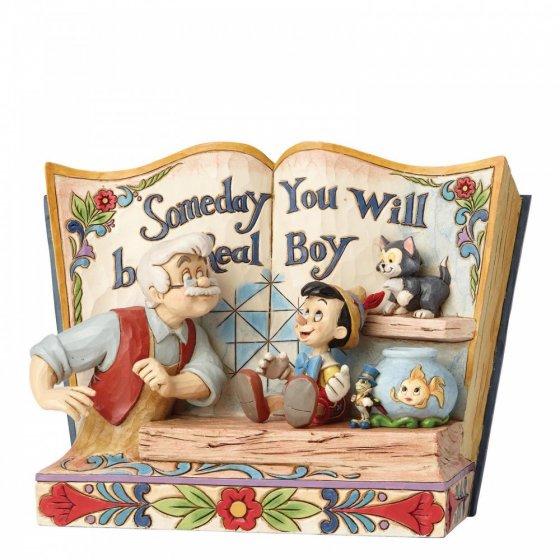 Pinocchio and Gepetto Figurine