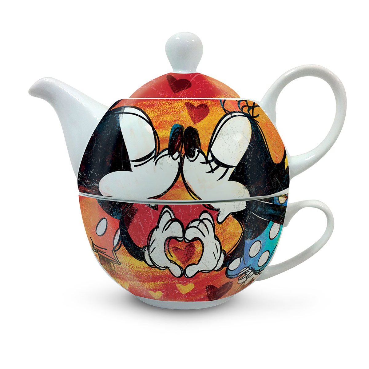 Tea For One Mickey