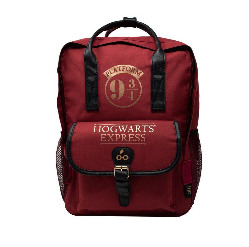 Premium HP Burgundy Backpack