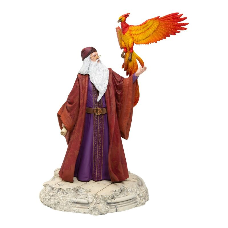 Dumbledore and Phoenix