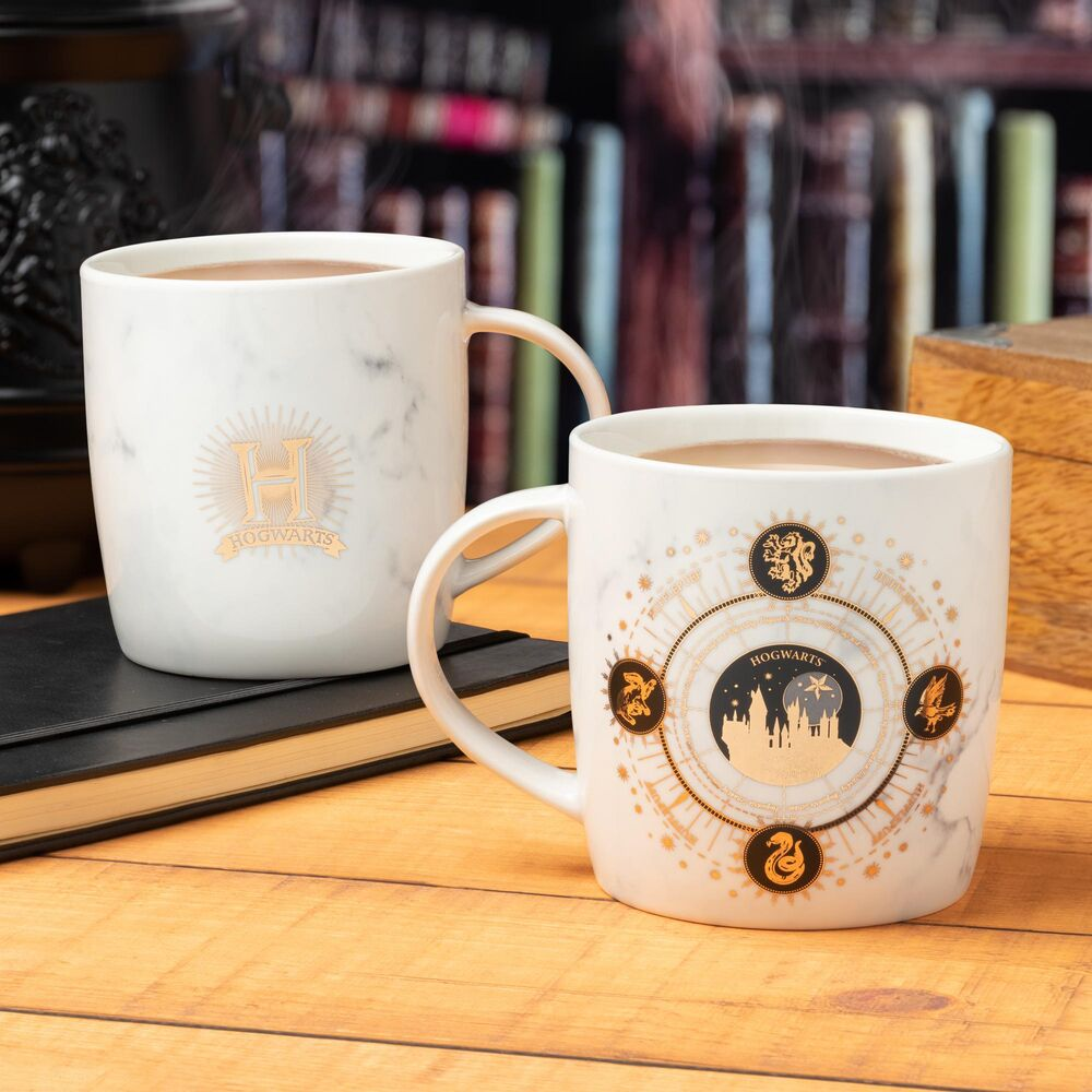 Hogwarts Houses Mug Constellations - Harry Potter