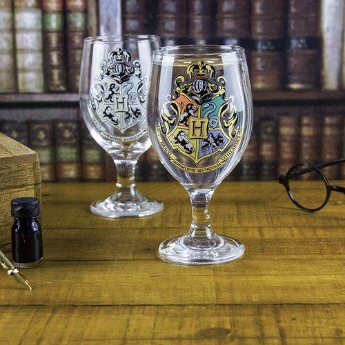 Colour Change Crystal Cup - Hogwarts - Harry Potter