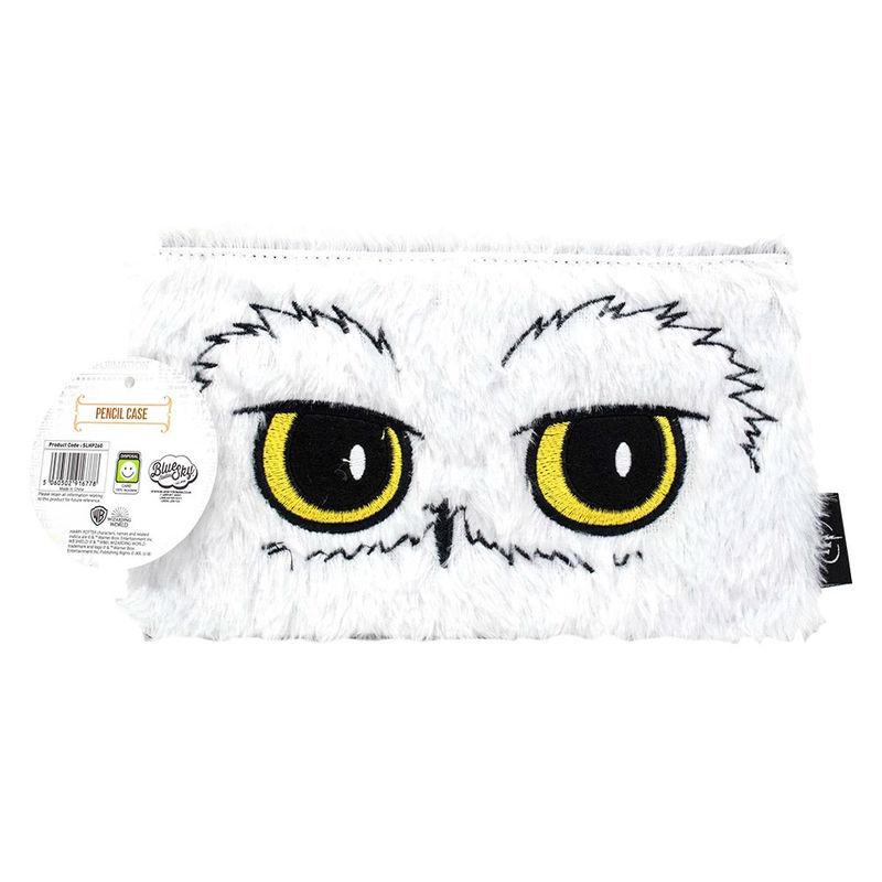 Hedwig plush pencil case - Harry Potter
