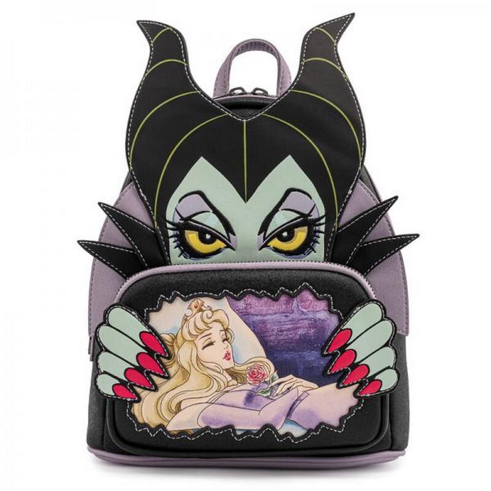 Loungefly Disney Maleficent Backpack Sleeping Beauty