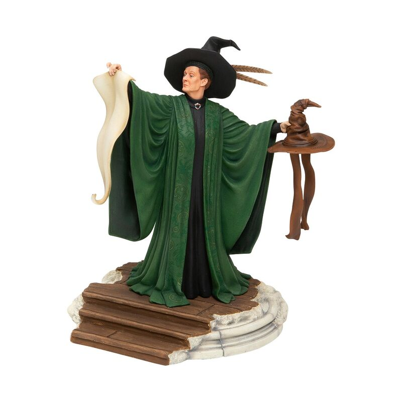 Decorative figure McGonagall in the first year - Harry Potter