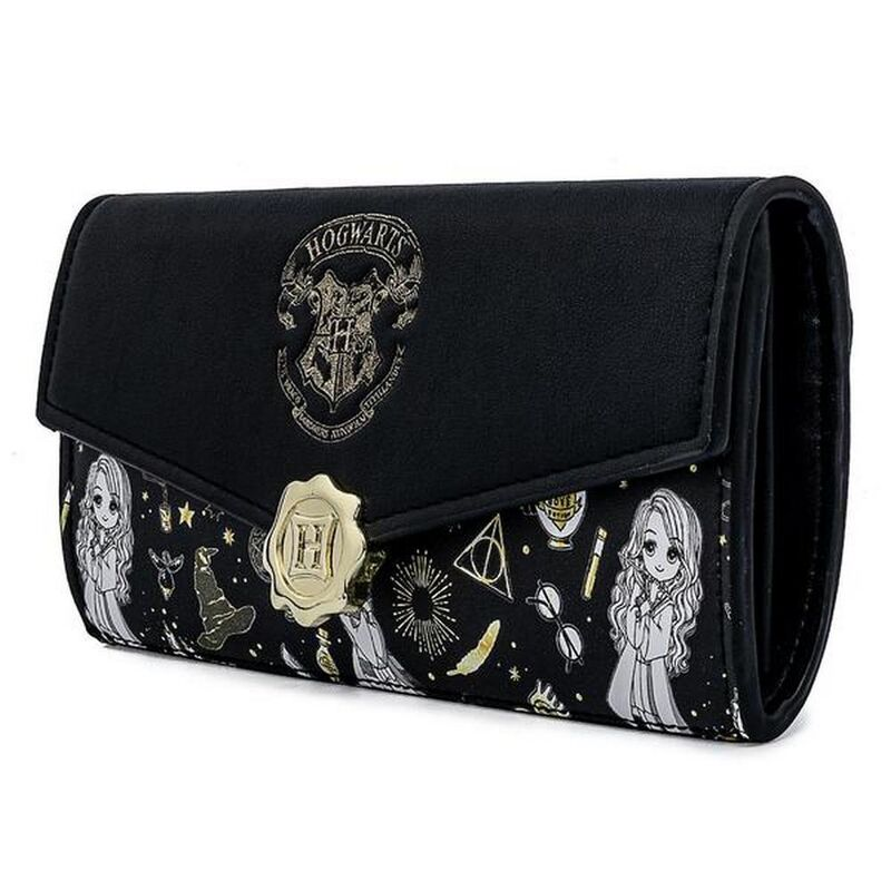 Loungefly Harry Potter Magical Elements Wallet