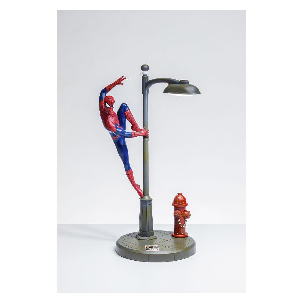 Spiderman Figure Lamp - LED 34cm