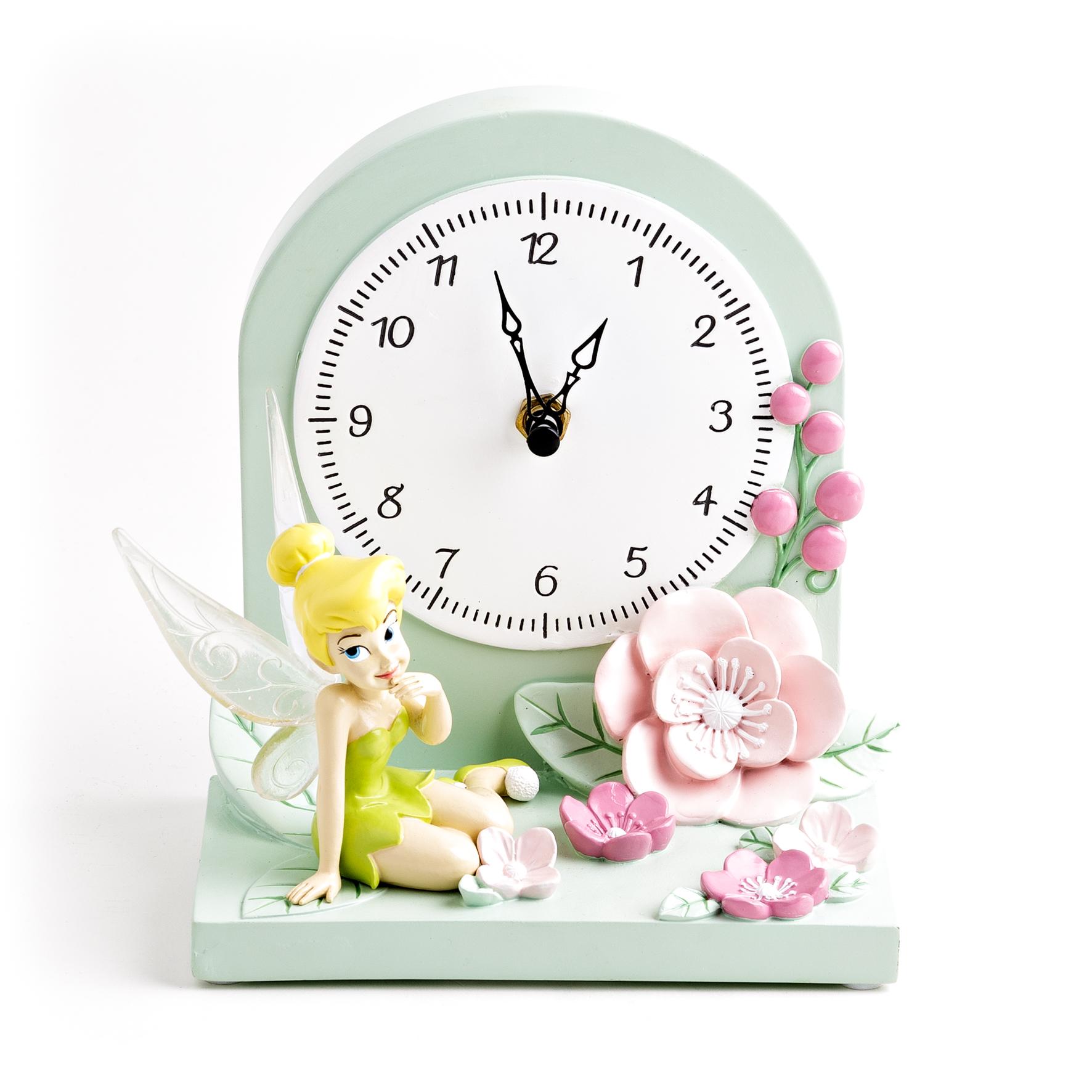 Disney Tinkerbell Mantel Clock