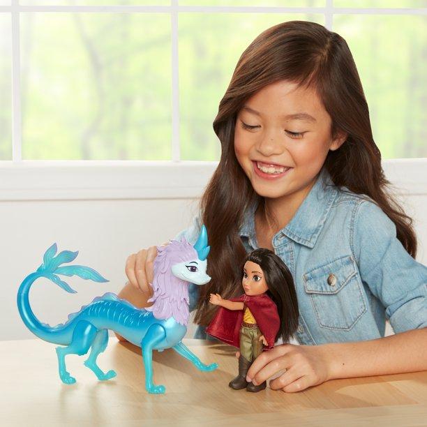 Raya & Sisu Gift Set - Disney Raya and the Last Dragon