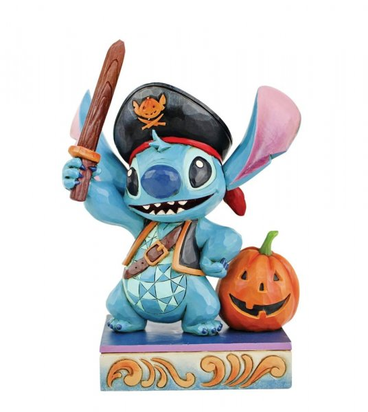 Lovable Buccaneer - Stitch