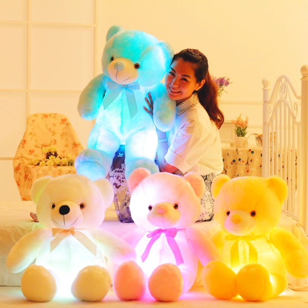 Luminous Teddy Bear Plush Toy