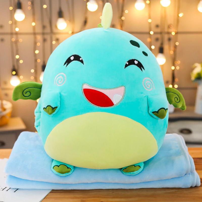 Soft Kawaii Dinosaure Plush