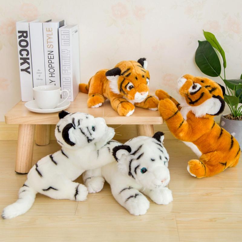 Cute Stuffed Tiger Plush Toy