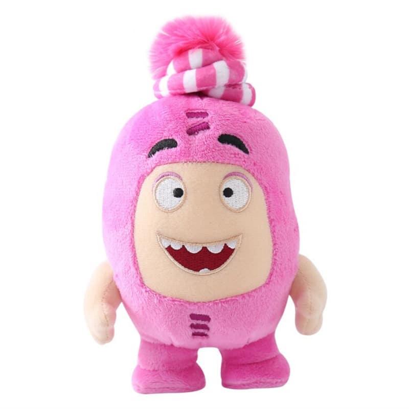 Stuffed Oddbods - Newt Plush Toy