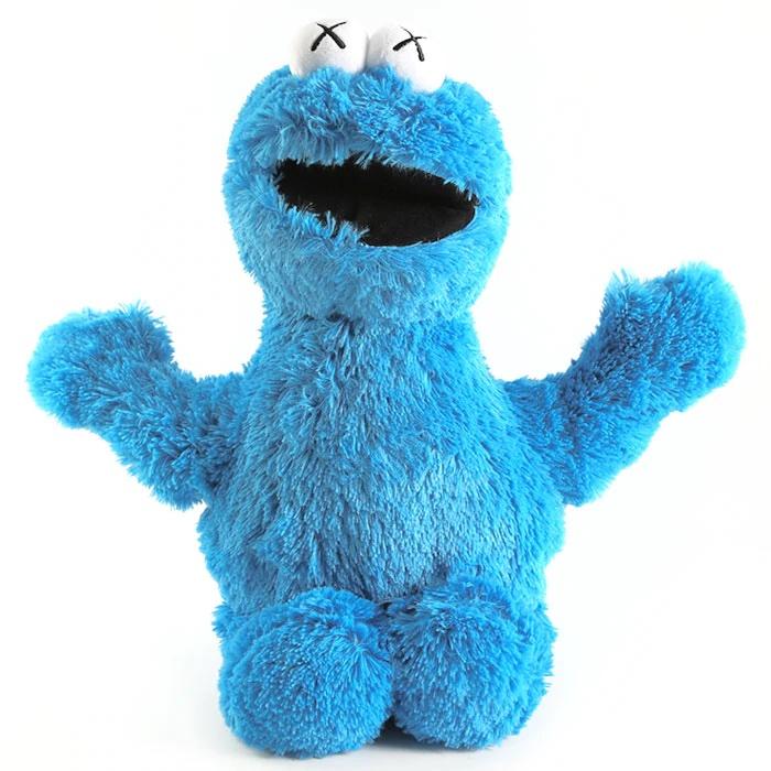 Cookie Monster - Sesame Street Plush Doll