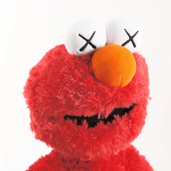 Elmo - Sesame Street Plush Doll