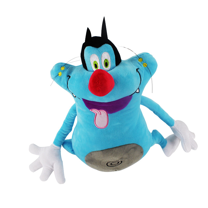 Oggy and the Cockroaches Doll