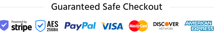 Safe & Secure Payment