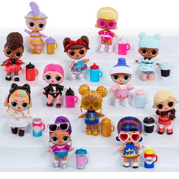 Figurines LOL Surprise - The Little Outrageous Littles Surprise dolls