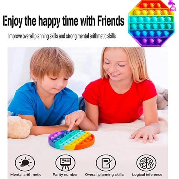 Push Pop It Fidget Toy - Pop it Fidget Game