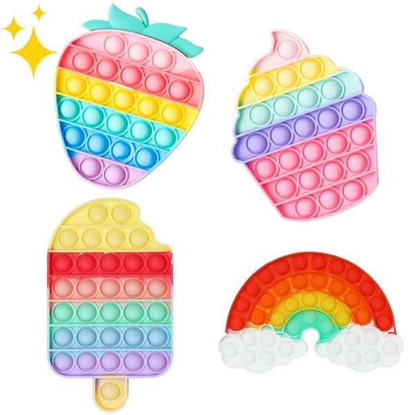 Pop it Bubble Fidget Toy