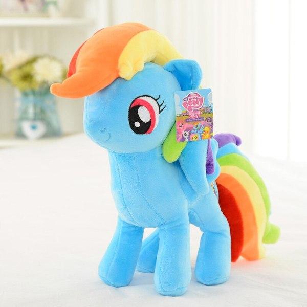 Stuffed My Little Pony Rainbow Dash Plush