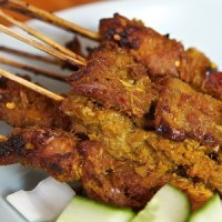 Recipes - Chinese Pork Belly Satay!