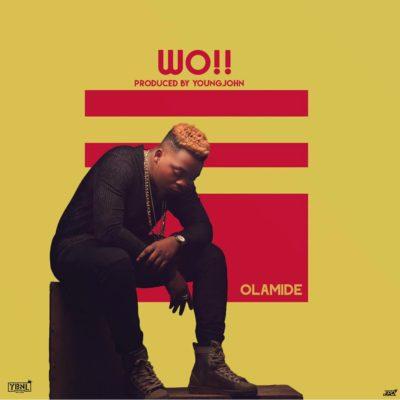 Download Instrumental: Olamide – Wo