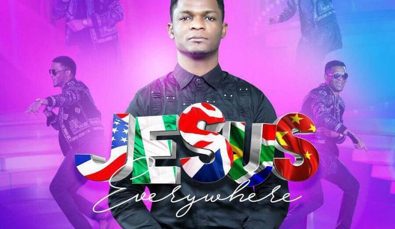 Download music: Joepraize – Jesus Everywhere