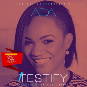 Download Music: Ada – Only You Jesus""