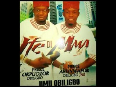 Download music: Umu Obiligbo - Uba Si Na Chi