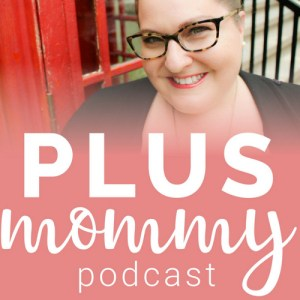 Plus Mommy Podcast Icon
