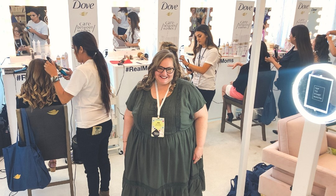 I Spoke Up About Being Size Inclusive; Dove Listened