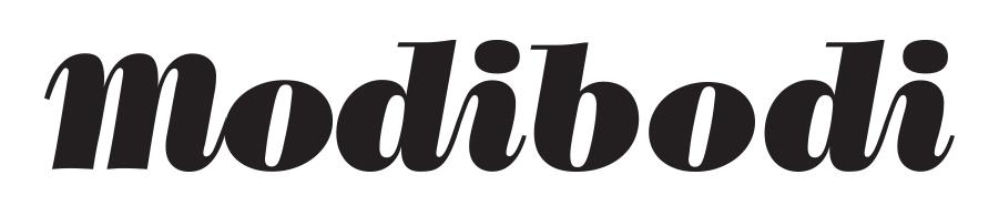 modibodi logo