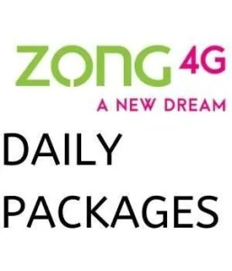 zong daily net package