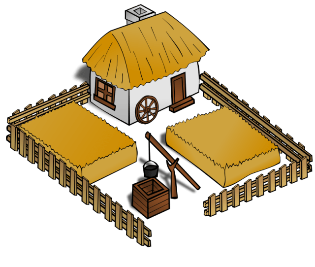Free To Use Public Domain Clip Art Page  Farm House Png Hd