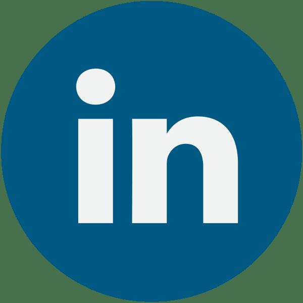 Linkedin Icon Vector PNG Transparent Linkedin Icon Vector ...