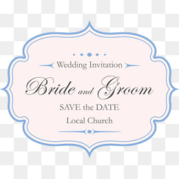Wedding Invitation Border Pattern Png And Vector