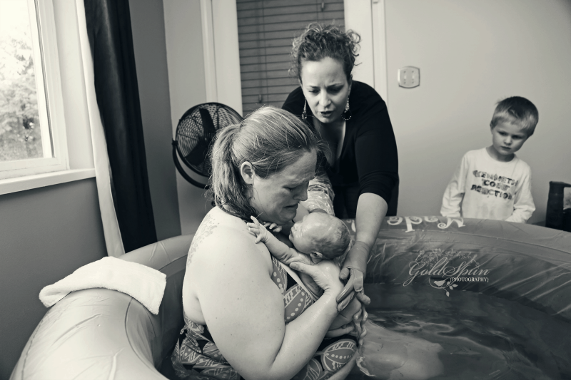 My Ultimate Birth Experience: Plus Size Water Birth