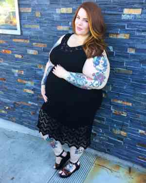 Tess Holliday Pregnant