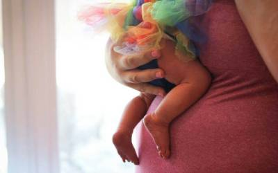 Somewhere Over The Rainbow: Giving Birth After Pregnancy Loss