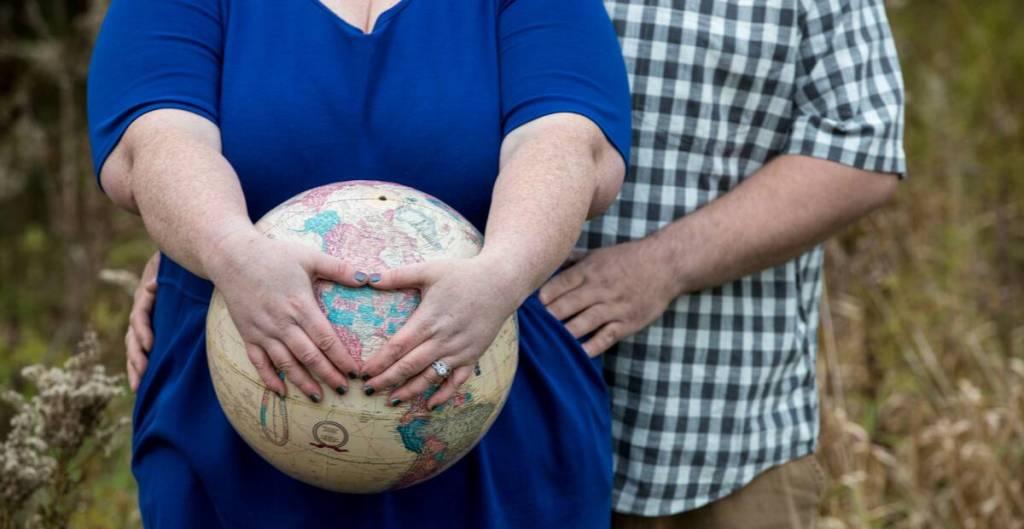 Maternity Adoption Photos