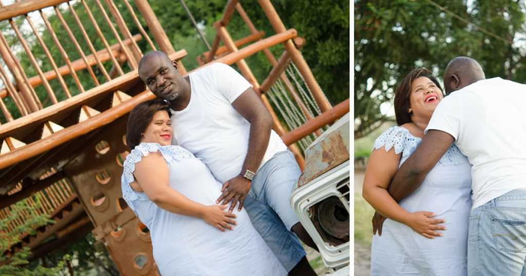 When Maternity Photos Inspire Self-Love And Healing