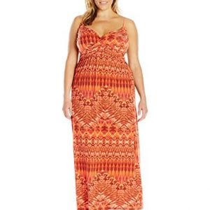 Allison-Brittney-Womens-Plus-Size-Crossover-Front-Empire-Foam-Cup-Maxi-Dress-0