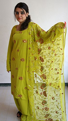 Apparelsonline indian plus size 50 inayah crepe party for Plus size indian wedding dresses
