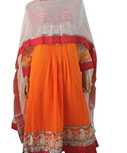 Apparelsonline-Indian-Plus-Size-52-Anarkali-Churidar-Salwar-Kameez-0