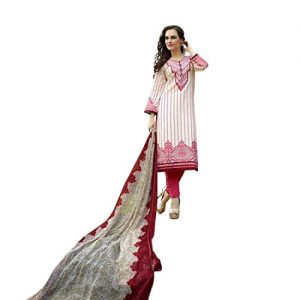 Designer-Patiala-Salwar-Embroidered-Dupatta-Cotton-Salwar-Kameez-0